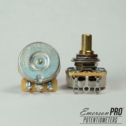 EMERSON PRO CTS - 500K POTENTIOMETER SOLID