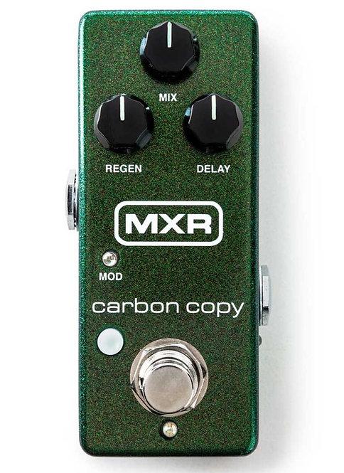 MXR M299G1 - Mini Carbon Copy Delay