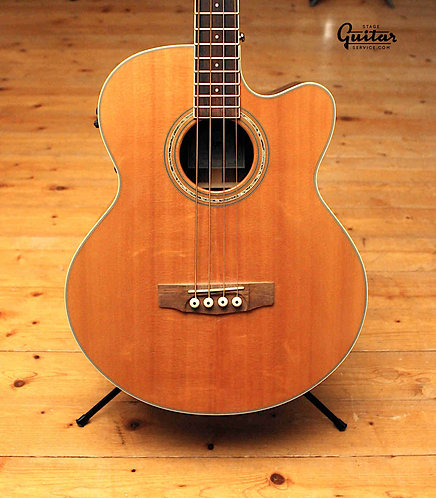 CORT SJB6FX ACOUSTIC ELECTRIC BASS - NEW