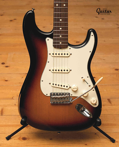 Fender Road Worn '60s Stratocaster - Mexico 2014
