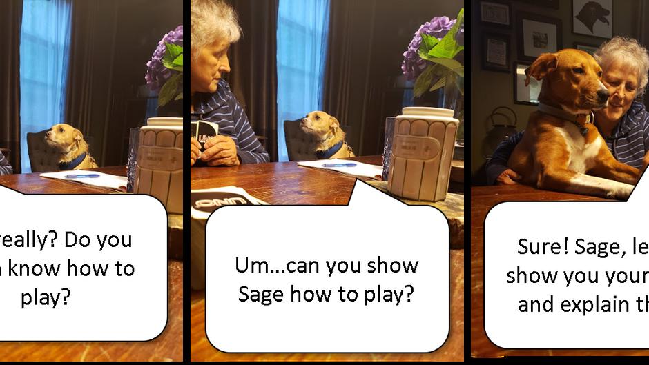 Sageism's Tuesday - Cards?