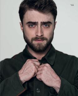 Daniel Radcliffe for GQ Brazil
