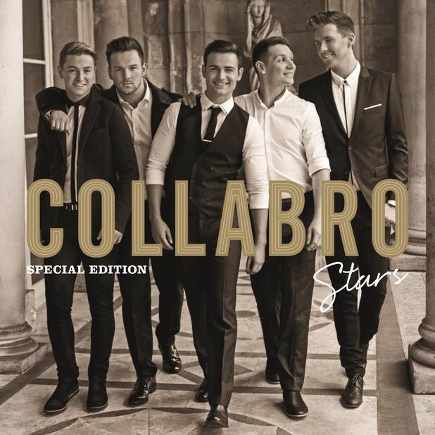 Collabro Album Artwork