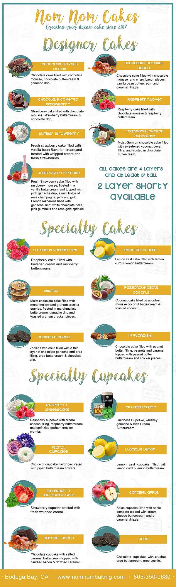 Designer-Cakes-Speciality-cupcakesWebsit