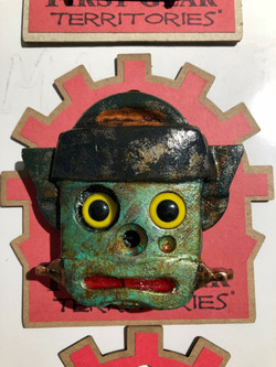 Robot Magnets!