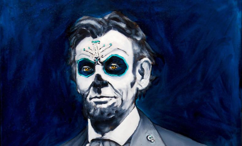 Abraham Lincoln, Dia de Los Muertos