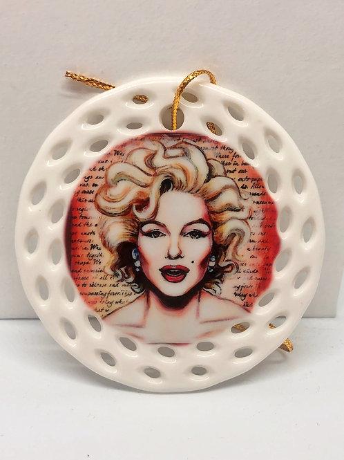 Ornament: Marilyn