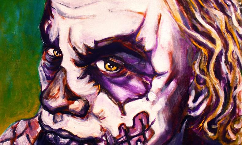 The Joker, Dia de Los Muertos