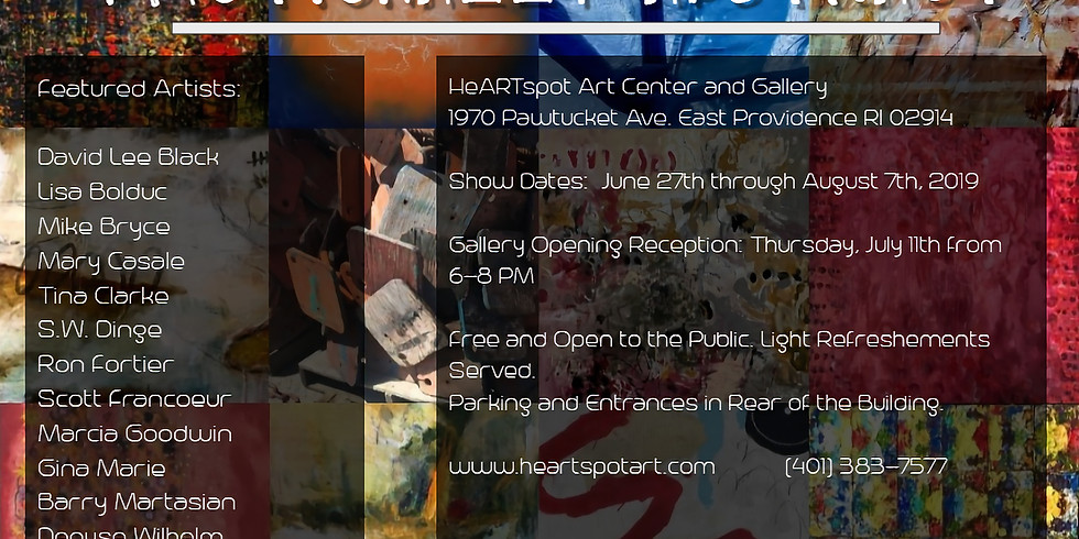 Emotionally Abstract: Juried Show