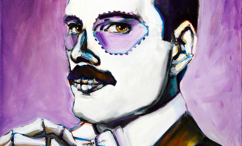 Freddie Mercury, Dia de Los Muertos