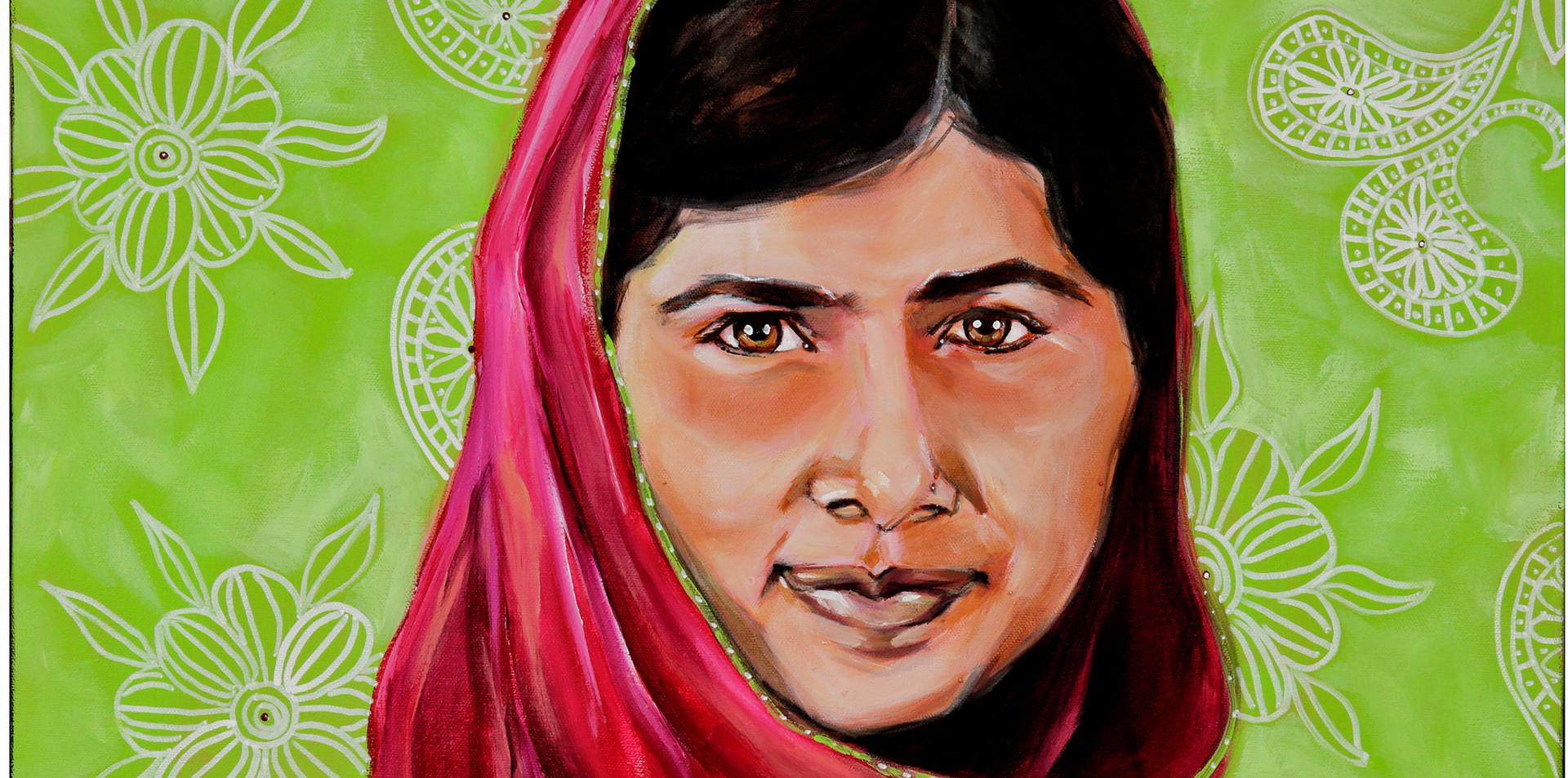 Malala's Sacred Heart