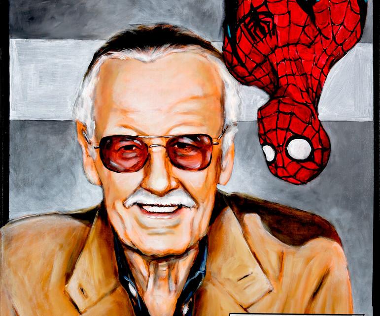The Amazing Stan Lee