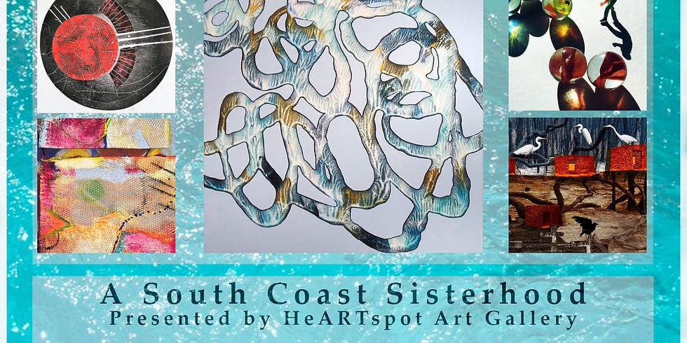 A South Coast Sisterhood: 5 Female New Bedford Artists