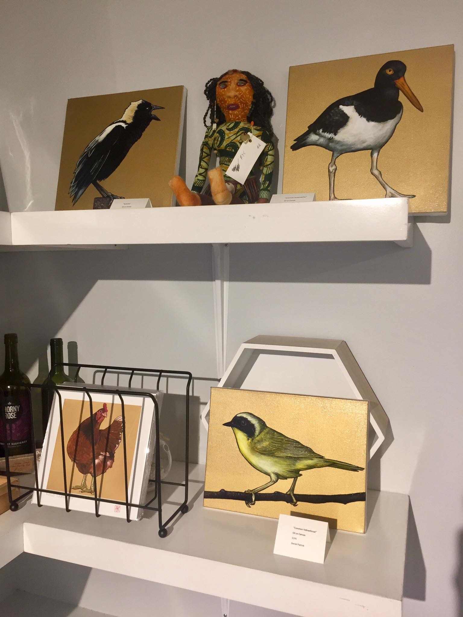 Paintings and Prints