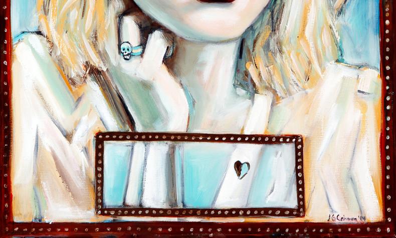 Courtney Love, Dia de Los Muertos