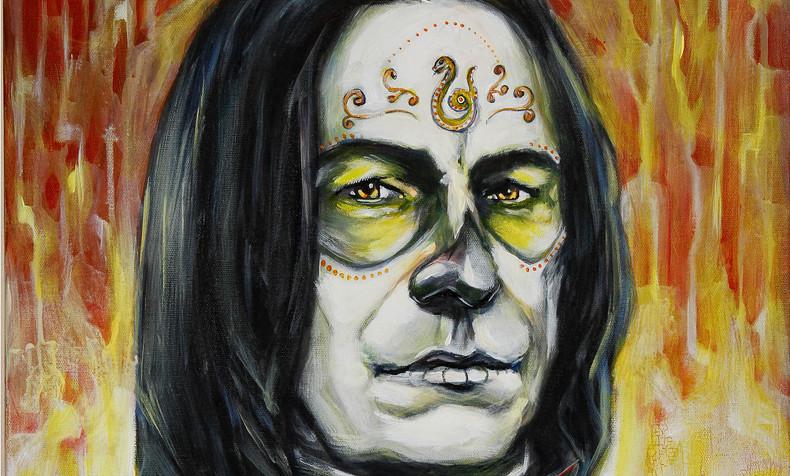 Snape, Dia de Los Muertos