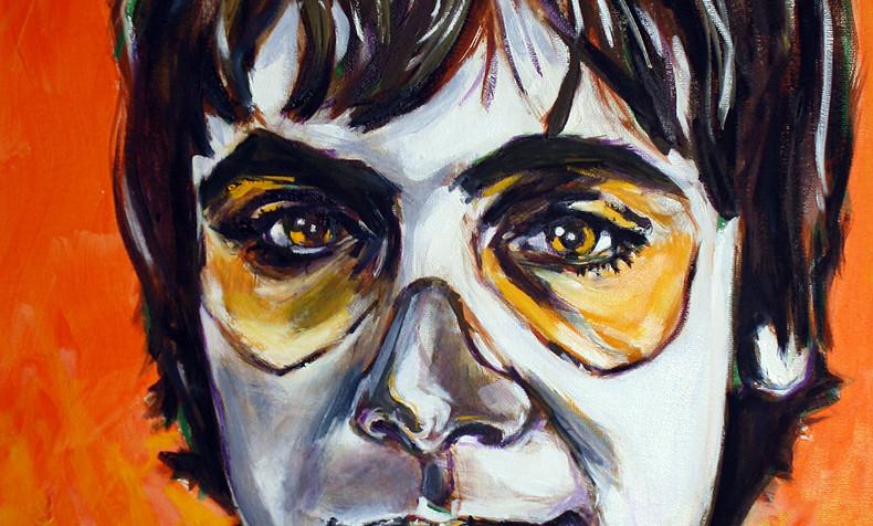 Keith Moon, Dia de Los Muertos