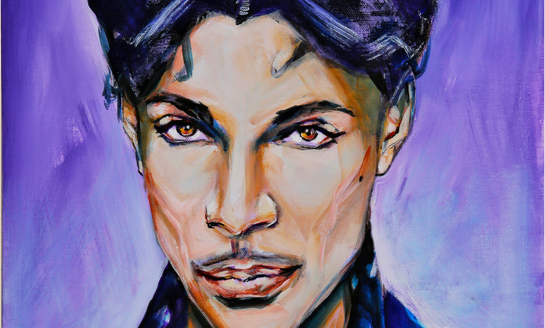 Prince with a Sugar Skull