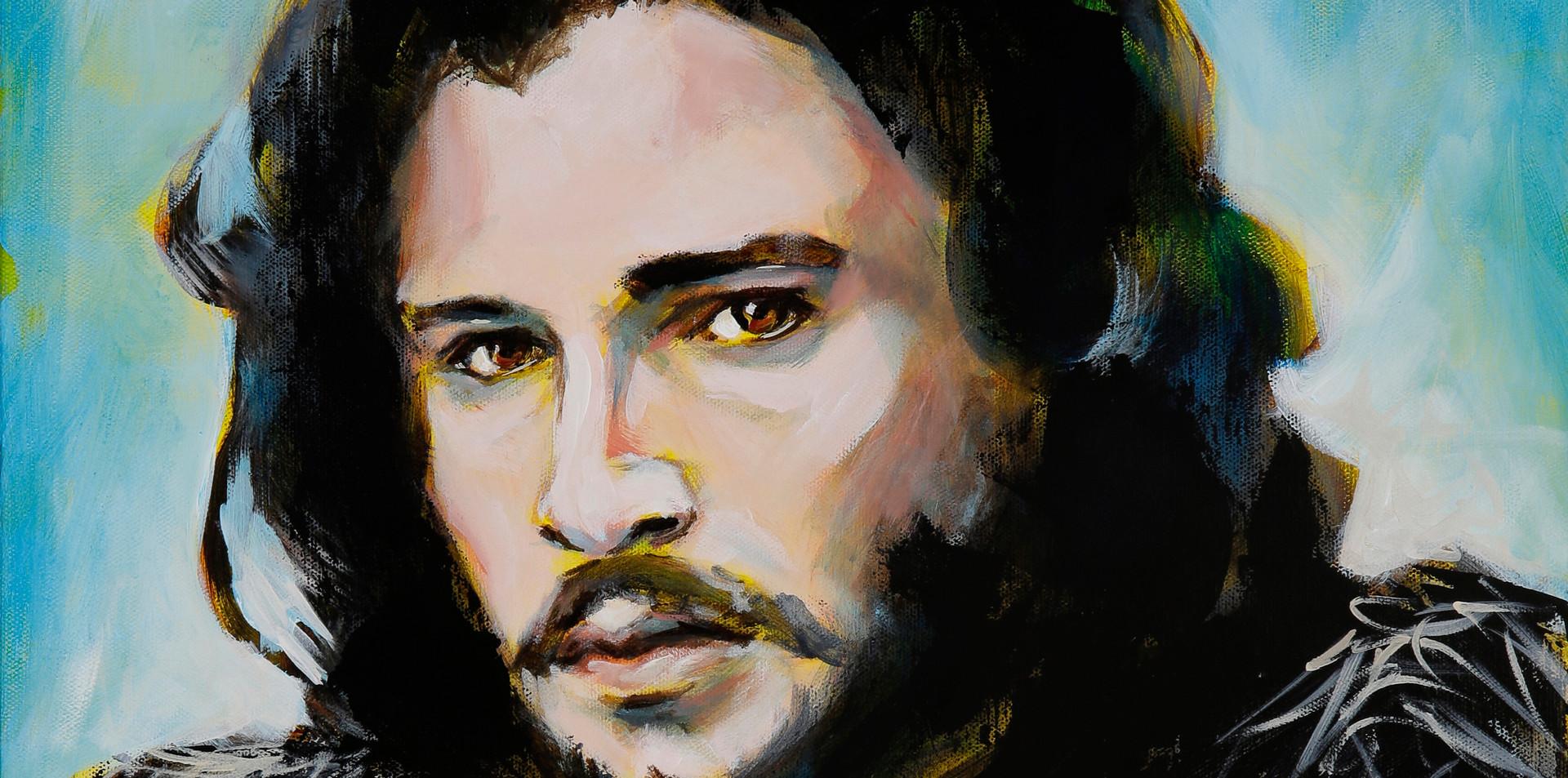 Jon's Sacred Heart
