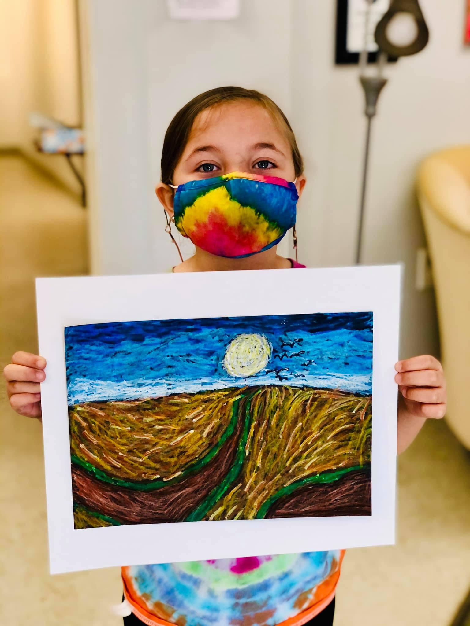 Saturday Kids Art! AM Session