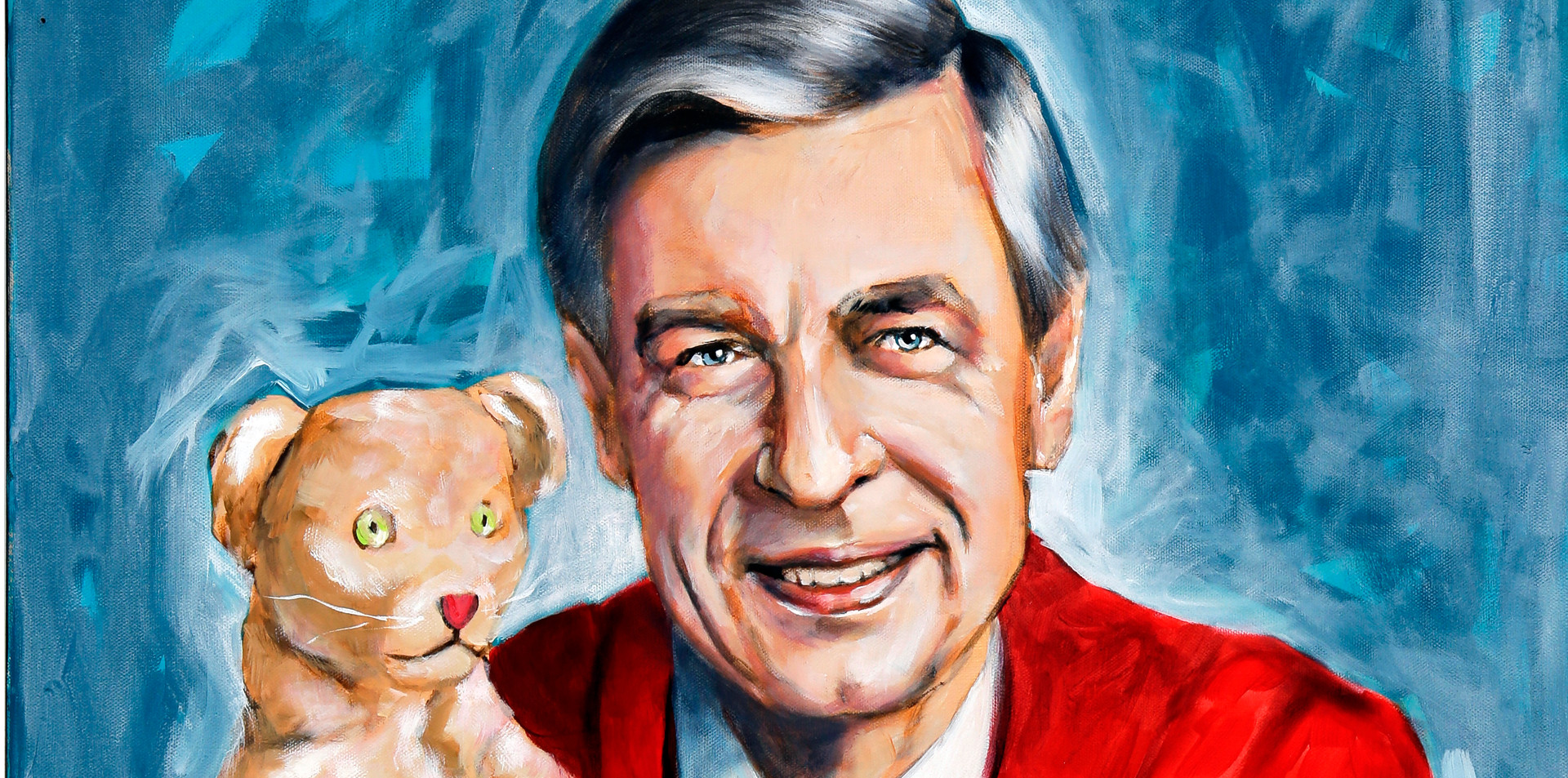 The Lovely Mister Rogers
