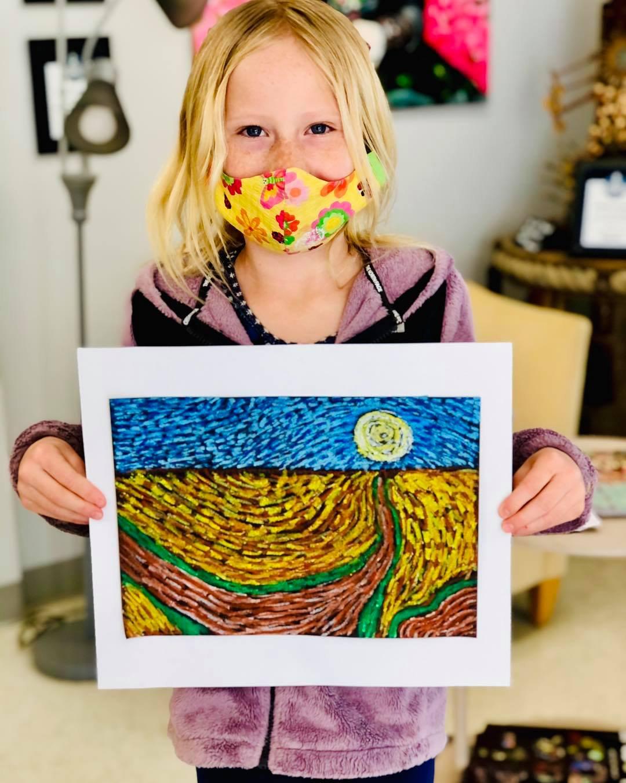 Homeschooler Art Class: Elementary
