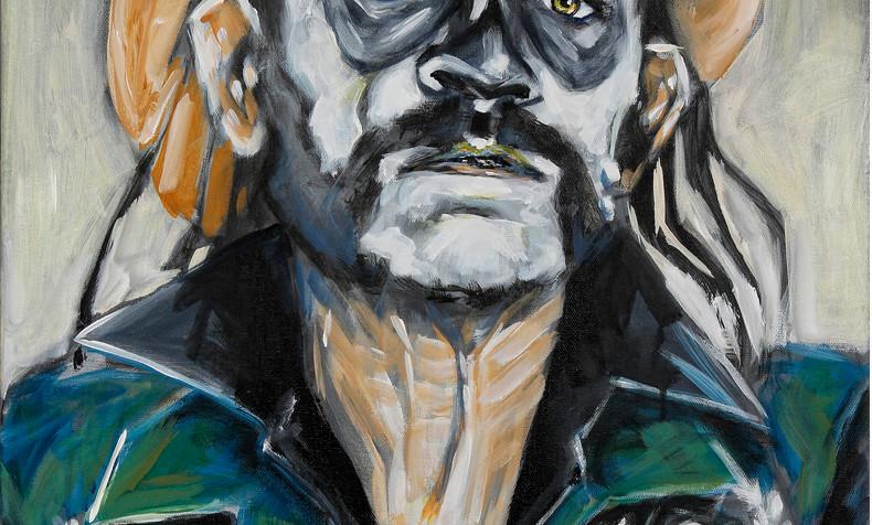 SOLD Lemmy, Dia de Los Muertos