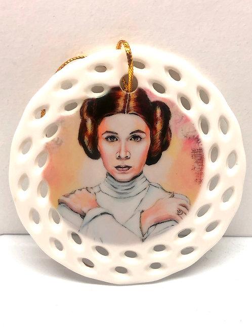 Ornament: Princess