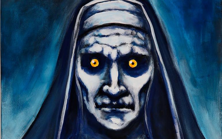 SOLD The Nun