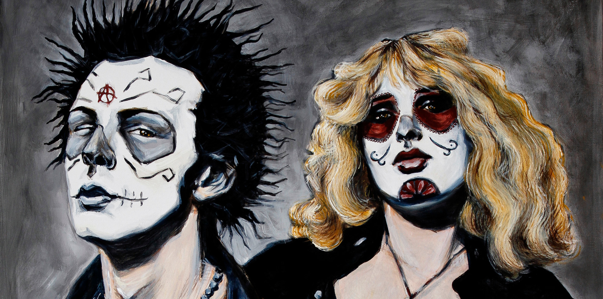 SOLD Sid and Nancy,