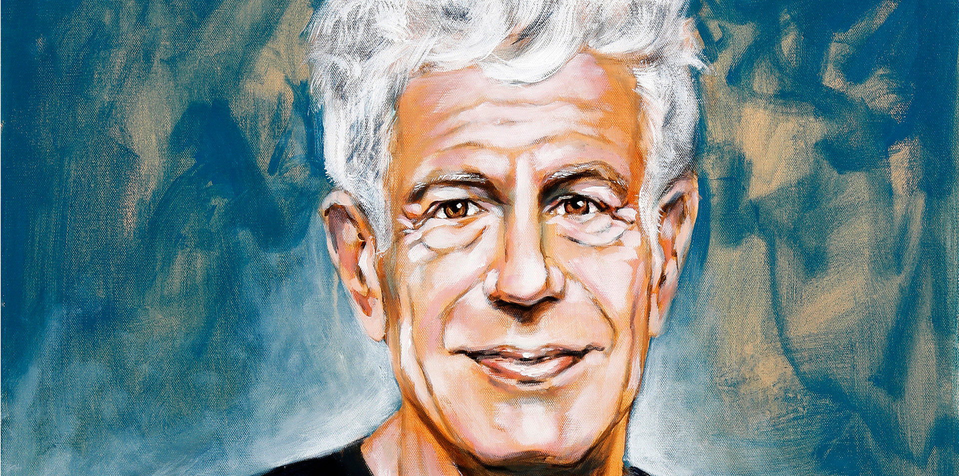 The Talented Anthony Bourdain