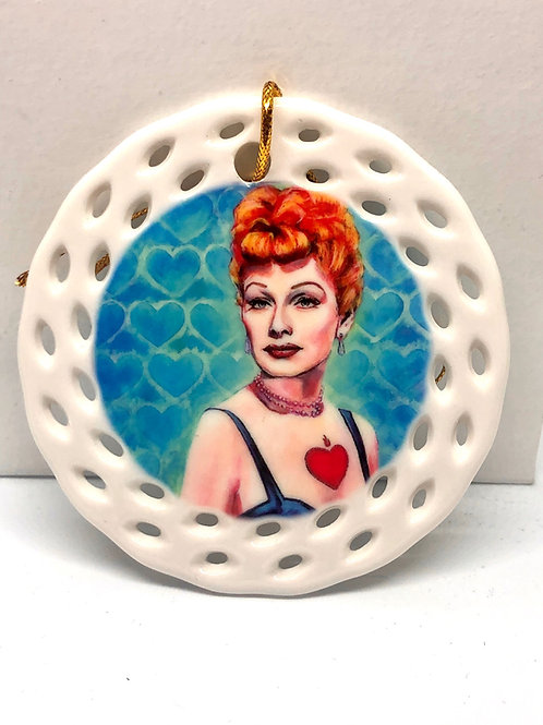 Ornament: Lucy