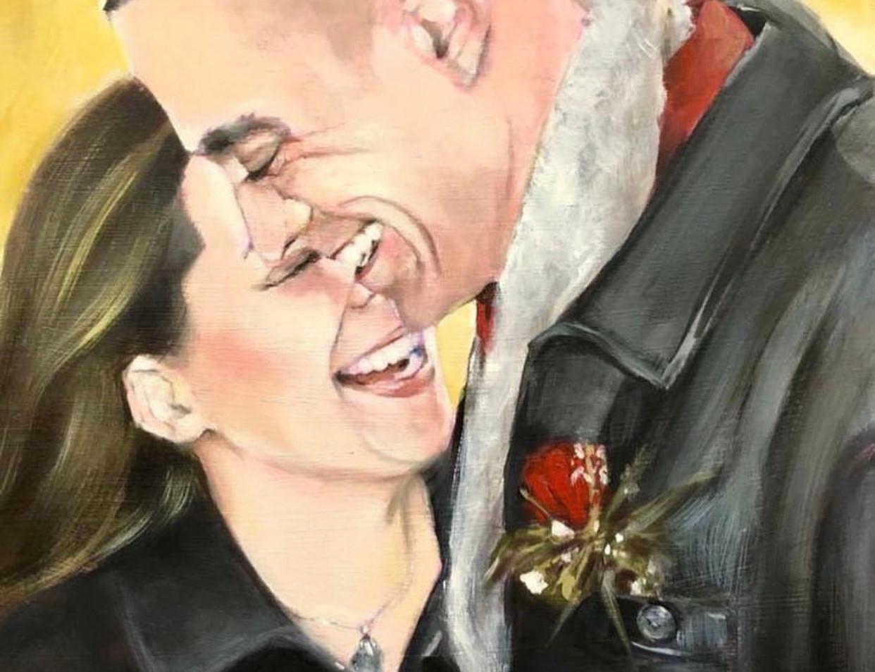 Joe and Jillian