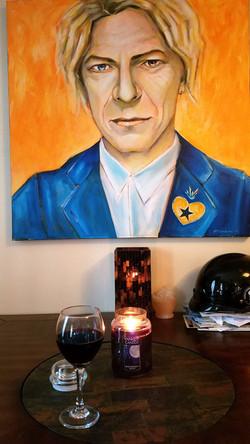 David Bowie's Sacred Heart