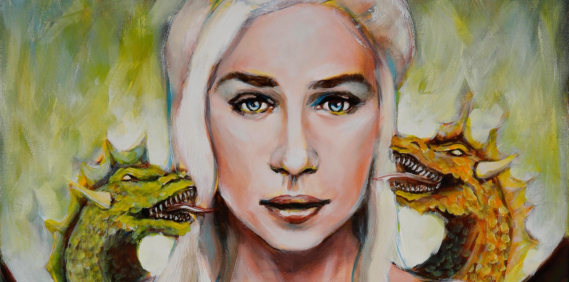 Daenerys' Sacred Heart