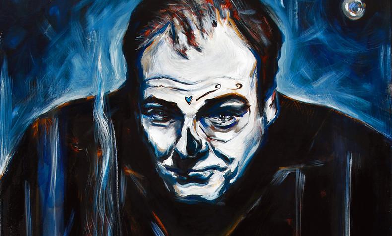 SOLD. Tony Soprano, Dia de Los Muertos