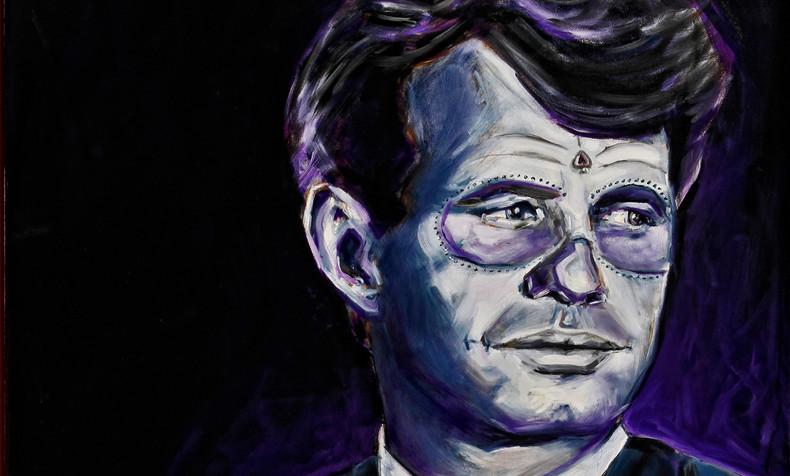 Bobby Kennedy, Dia de Los Muertos