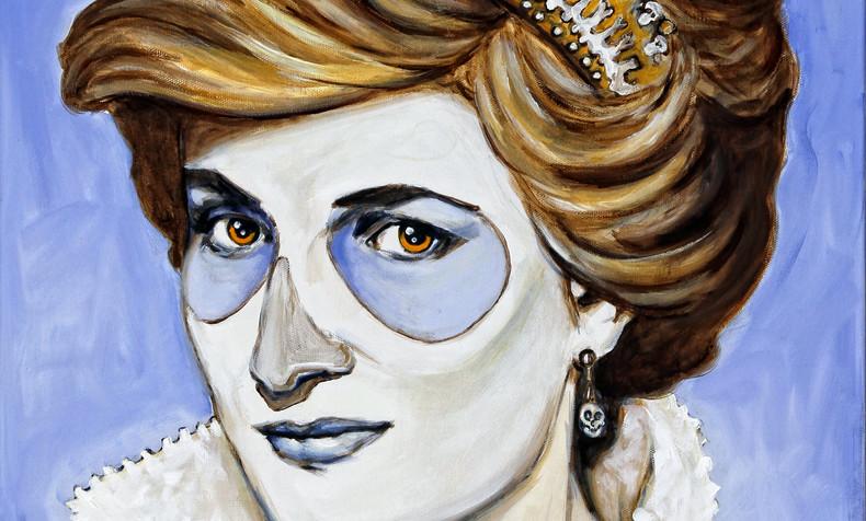 Diana Princess of Wales, Dia de Los Muertos