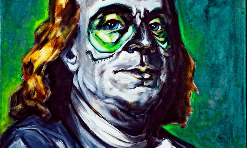 Ben Franklin, Dia de Los Muertos