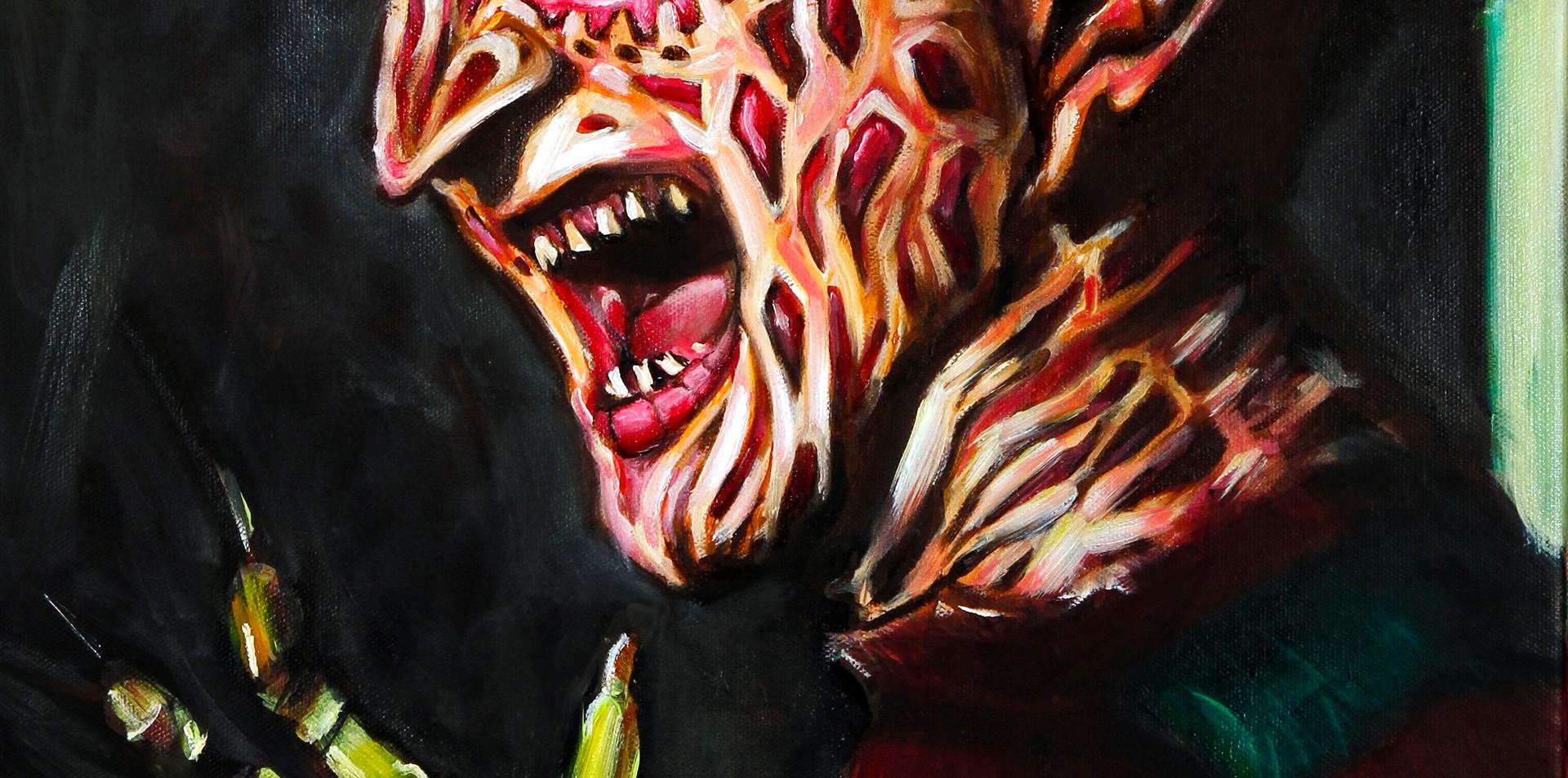 Freddie, Dia de Los Muertos