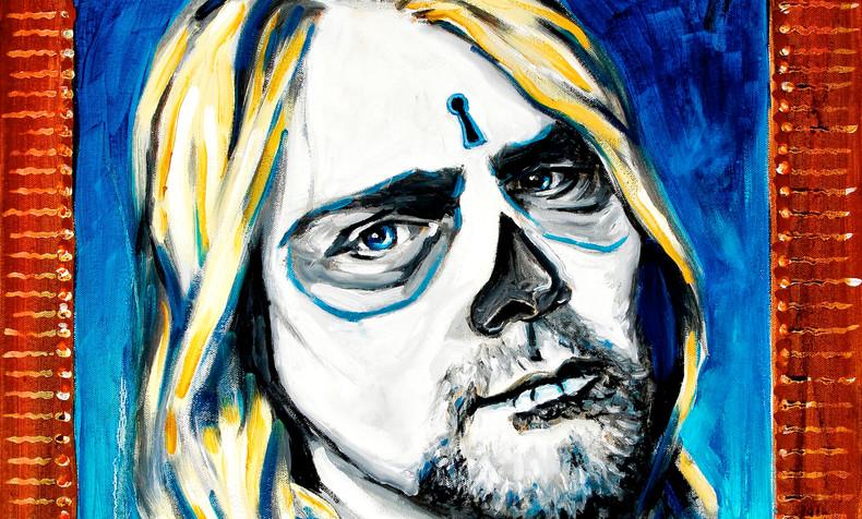 Kurt Cobain, Dia de Los Muertos