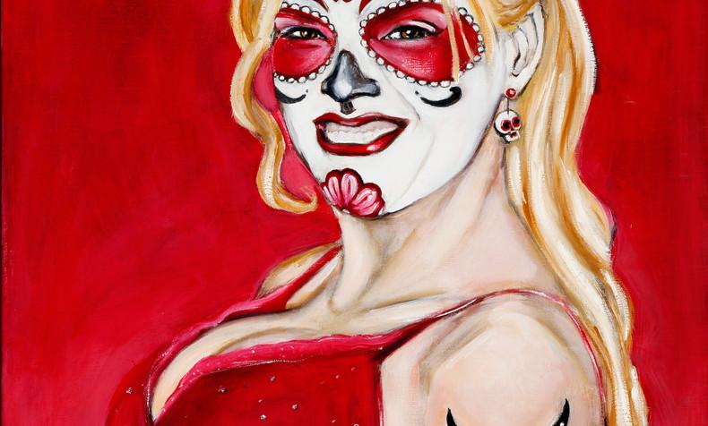 Anna Nicole, Dia de Los Muertos