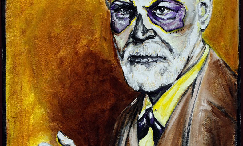 Sigmund Freud, Dia de Los Muertos