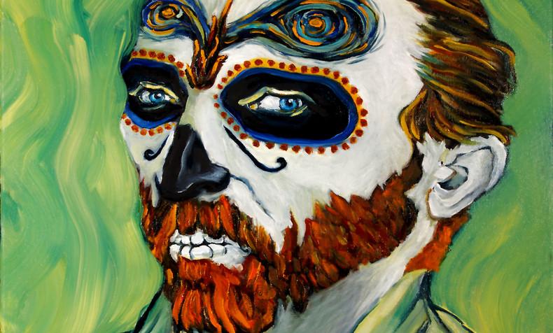 Vincent Van Gogh, Dia de Los Muertos