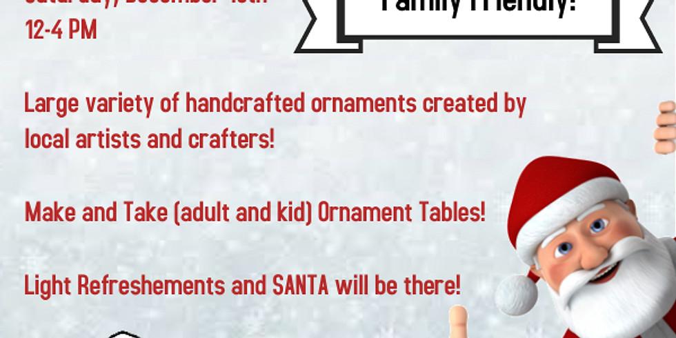 Handmade Ornament Event!