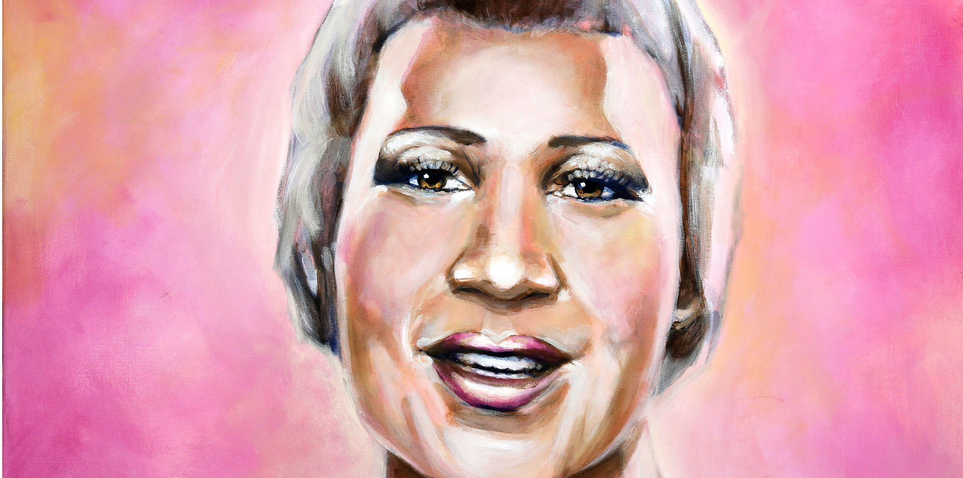 The Lovely Aretha Franklin