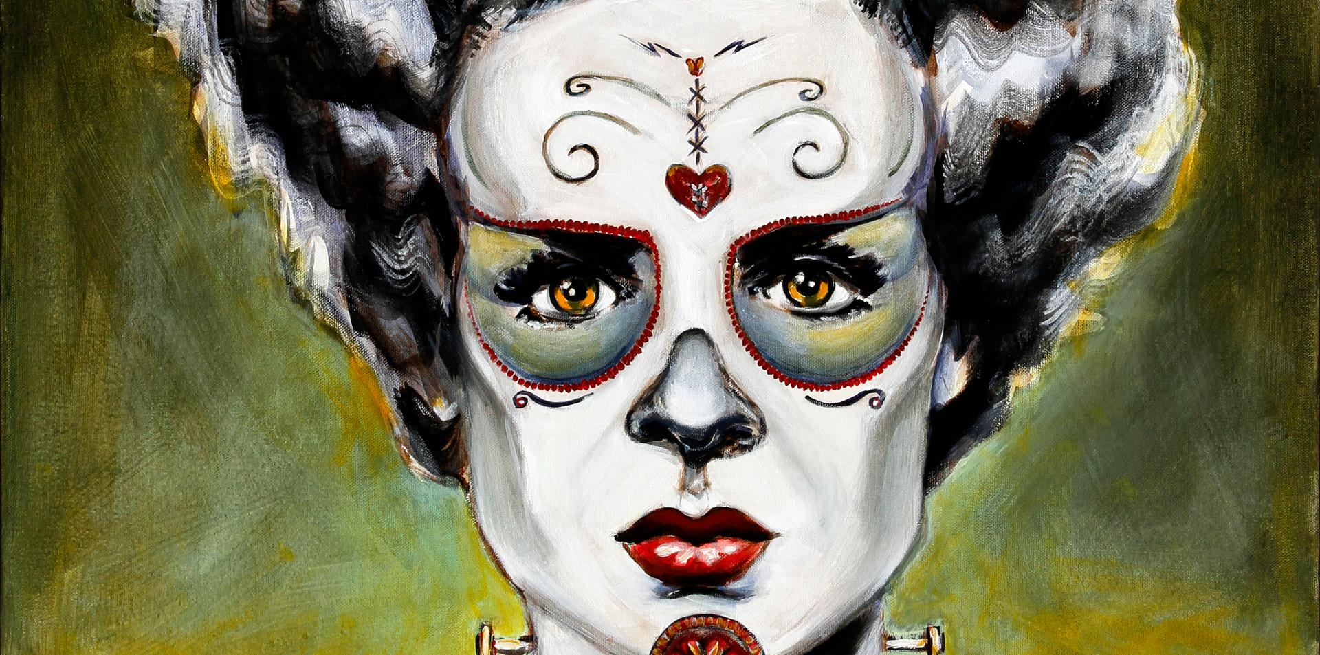 Bride of Frankenstein, Dia de Los Muertos