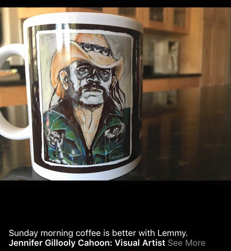 Lemmy Coffee Mug