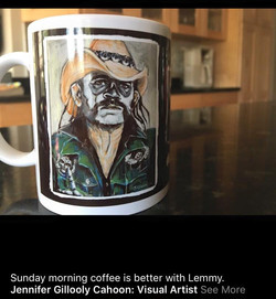 Lemmy Coffee Mug