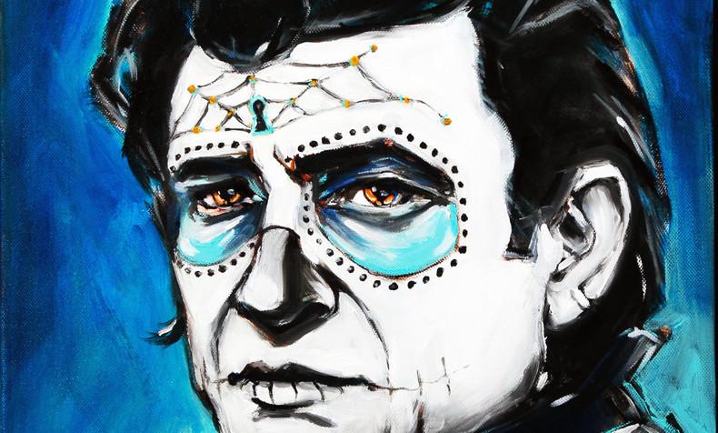 Johnny Cash, Dia de Los Muertos